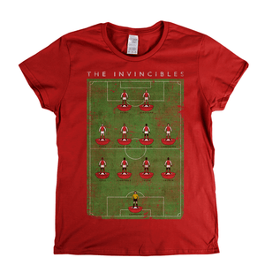 The Invincibles Womens T-Shirt