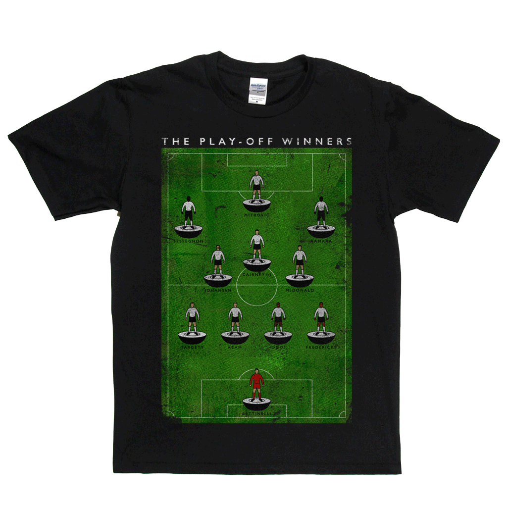 The Play Off Winners Regular T-Shirt