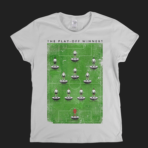 The Play Off Winners Womens T-Shirt