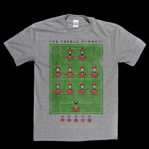 The Treble Winners Regular T-Shirt