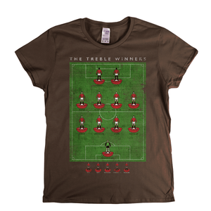 The Treble Winners Womens T-Shirt