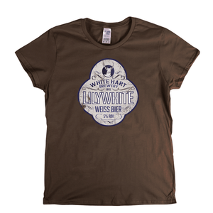 Tottenham Beer Label Womens T-Shirt