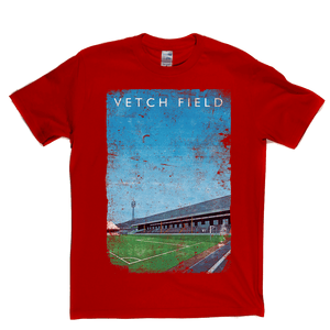 Vetch Field Poster Regular T-Shirt