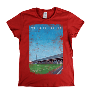 Vetch Field Poster Womens T-Shirt