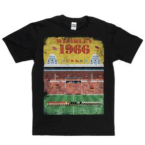 Wembley 1966 Poster Regular T-Shirt