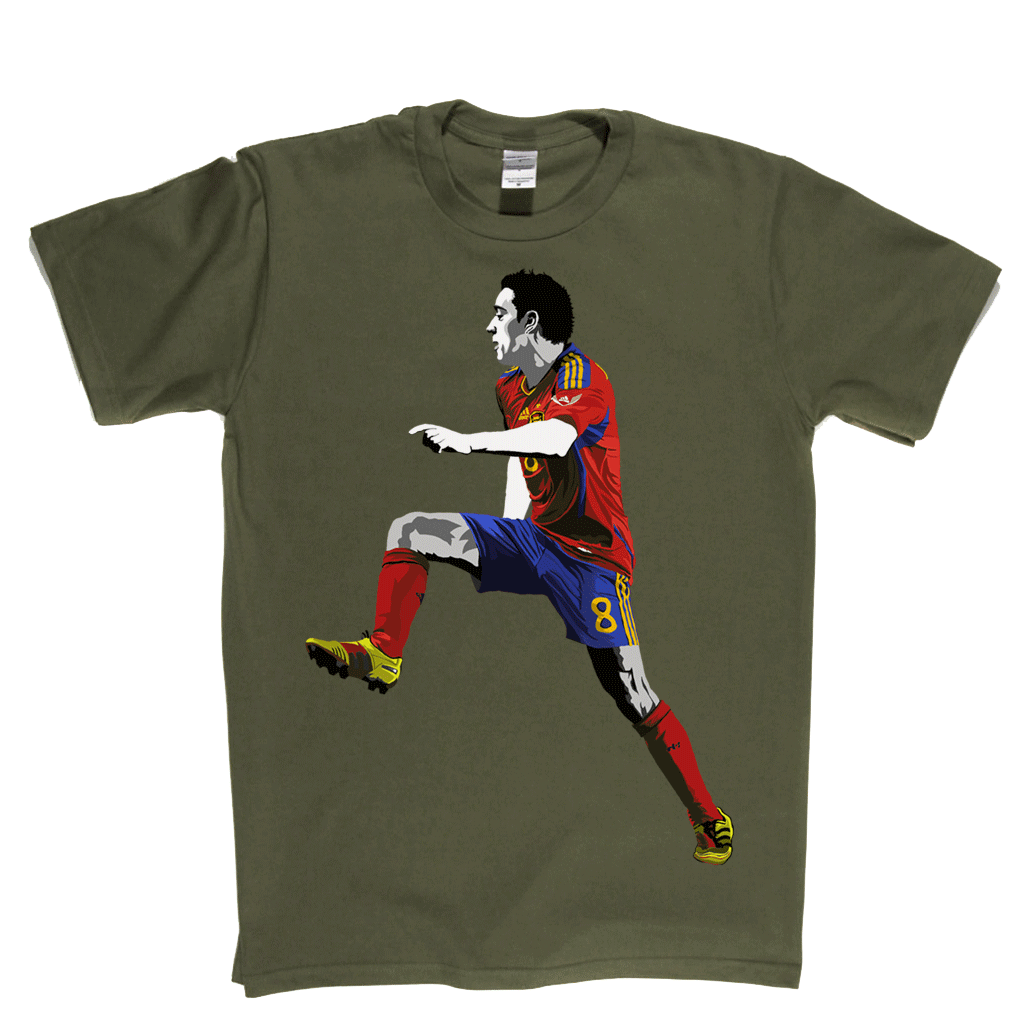 Xavi Regular T-Shirt