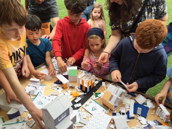 ARCKIT INSPIRES YOUNG INVENTORS