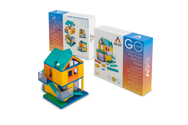 GO Colors Building Kit (170+ pcs)   PERFECT GIFT FOR KIDS!