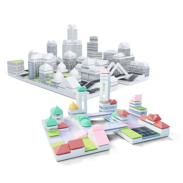 Bundle kit with a LITTLE Architect and Cityscape+