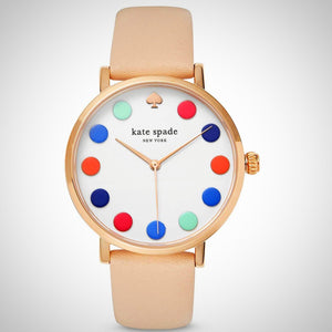 Kate Spade New York 1YRU0735 Damen Dot Watch