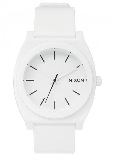 Nixon A 119-1030 Time Teller P Unisex White Watch