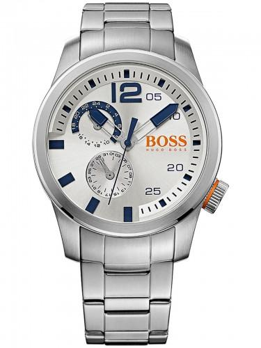 Hugo Boss Orange 1513148 Mens Silver Stainess Steel Quarzuhr