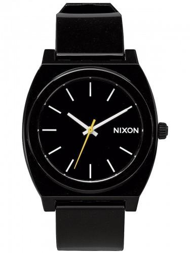 Ein 119-000 Nixon Time Teller P Herren Black Watch