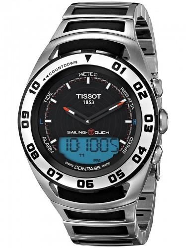 Tissot Sailing Touch Männer Alarm Chronograph Watch T 0564202105100