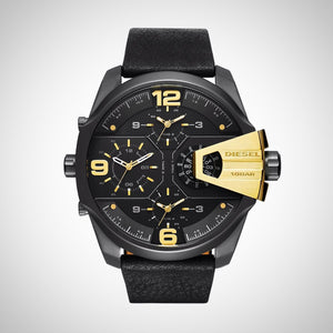 Diesel DZ7377 Uber Chief Black HerrenUhr