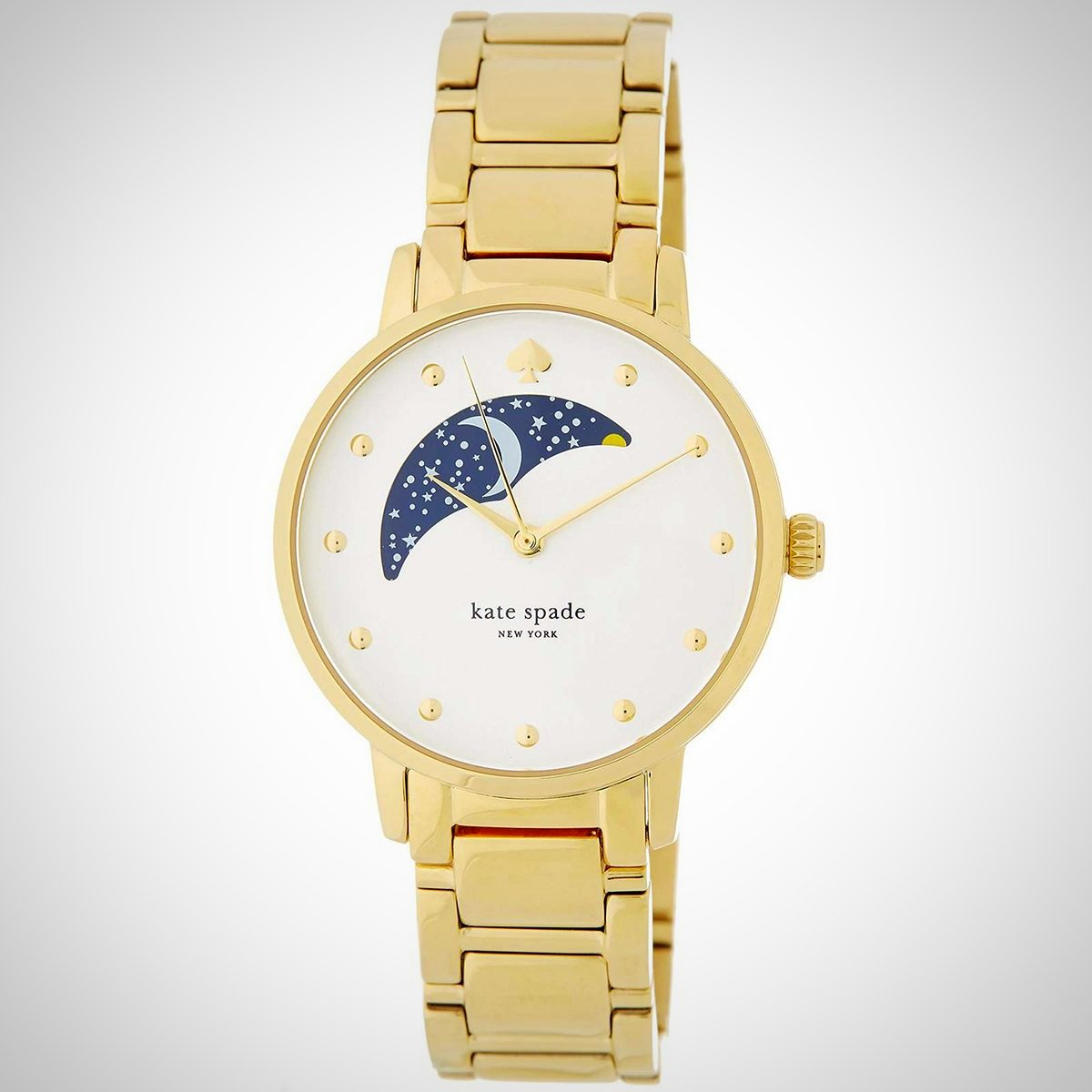 Kate Spade New York KSW1072 Gramercy Damen Uhr
