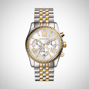 Michael Kors MK5955 Lexington Damenuhr Chronograph