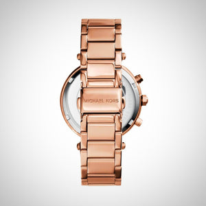 Michael Kors MK6470 Mini Parker Damen Gold Uhr