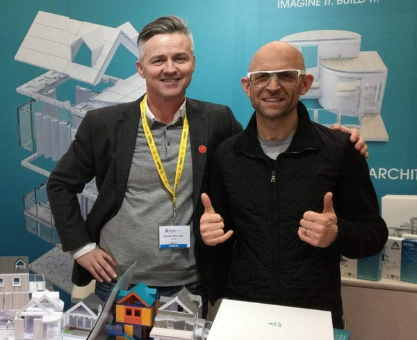 ARCKIT GETS THUMBS UP FROM JASON BRADBURY