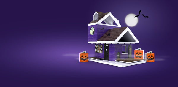How to Build a Haunted House With Arckit