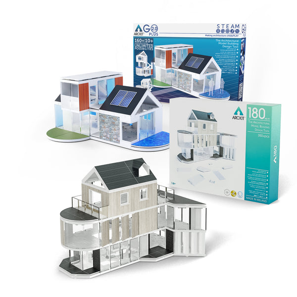 Bundle kit with a Go Plus and a 180 scale model kit