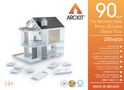 Bundle kit with 12 Arckit 90 scale model kits