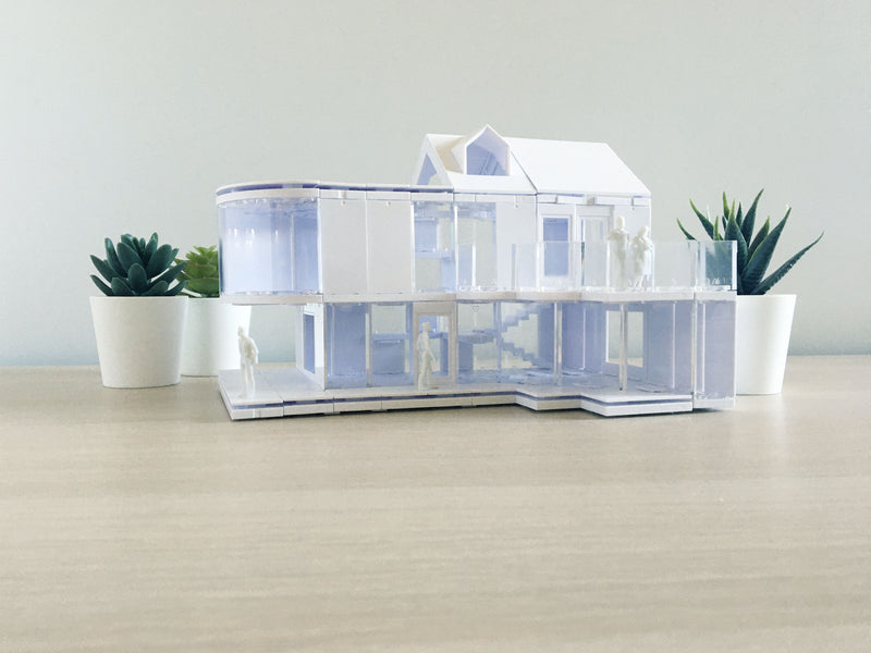 A180 Architectural Scale Model Building Kit