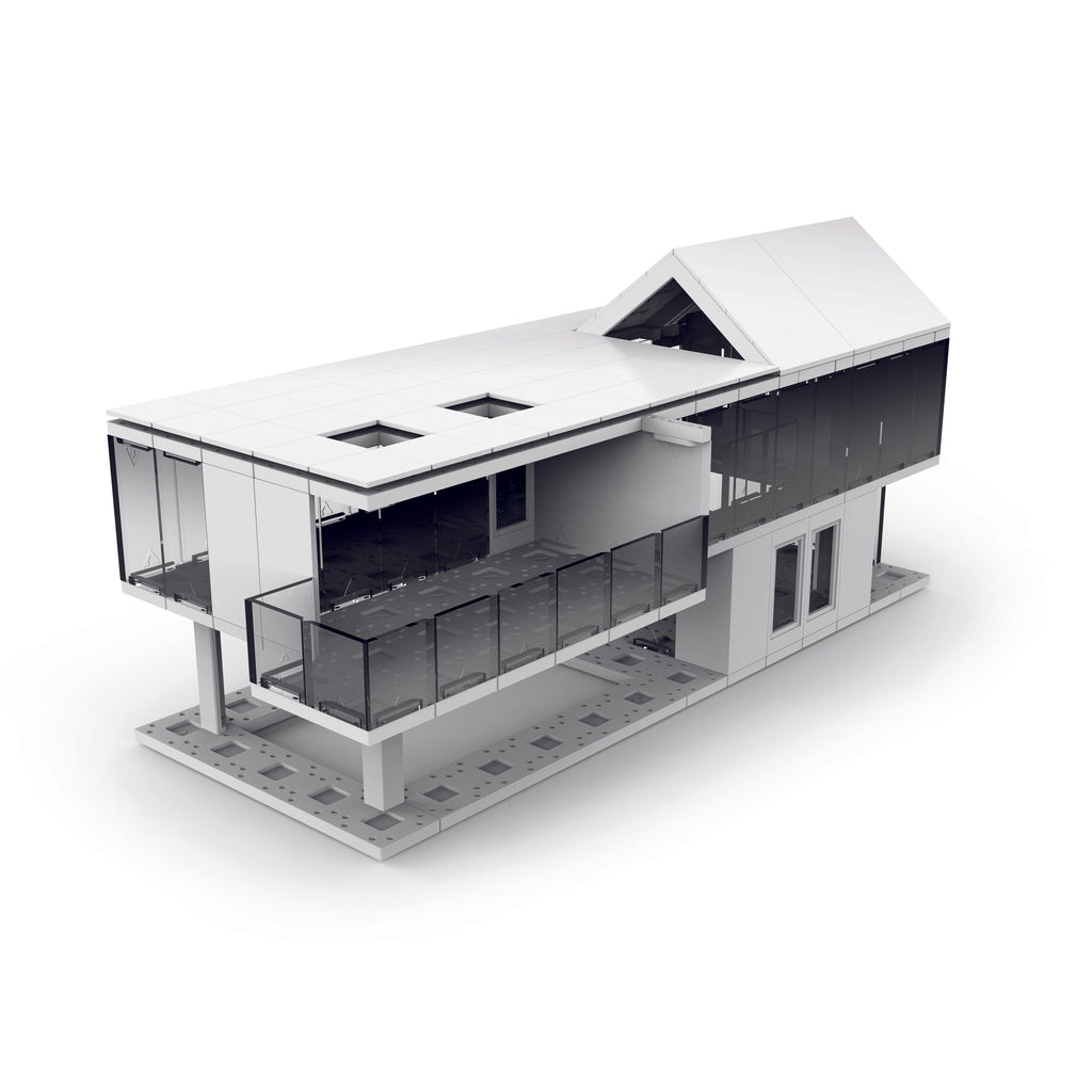 Arckit 240 620 piece Architectural Modelling Kit