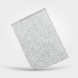 White Marble Decals for Walls or Floors