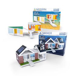 Bundle kit with a Mini Dormer and Mini Modern Colours
