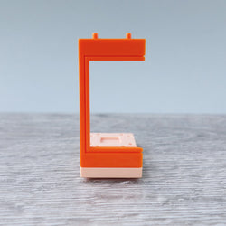 Orange Corner Window Panel 3.02