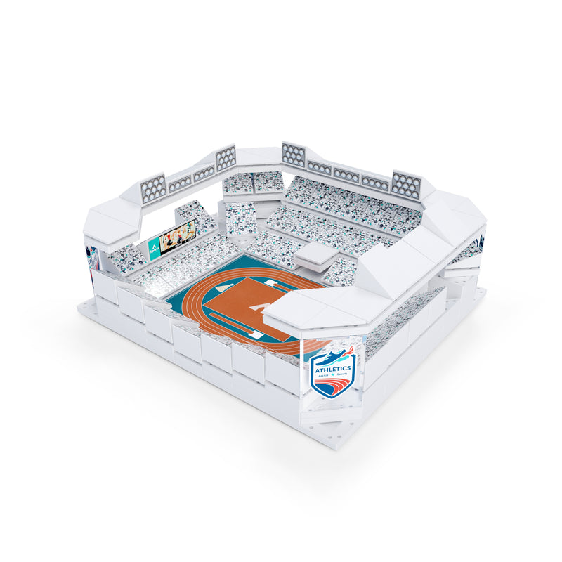 Stadium Scale Model building kit, Volume 1