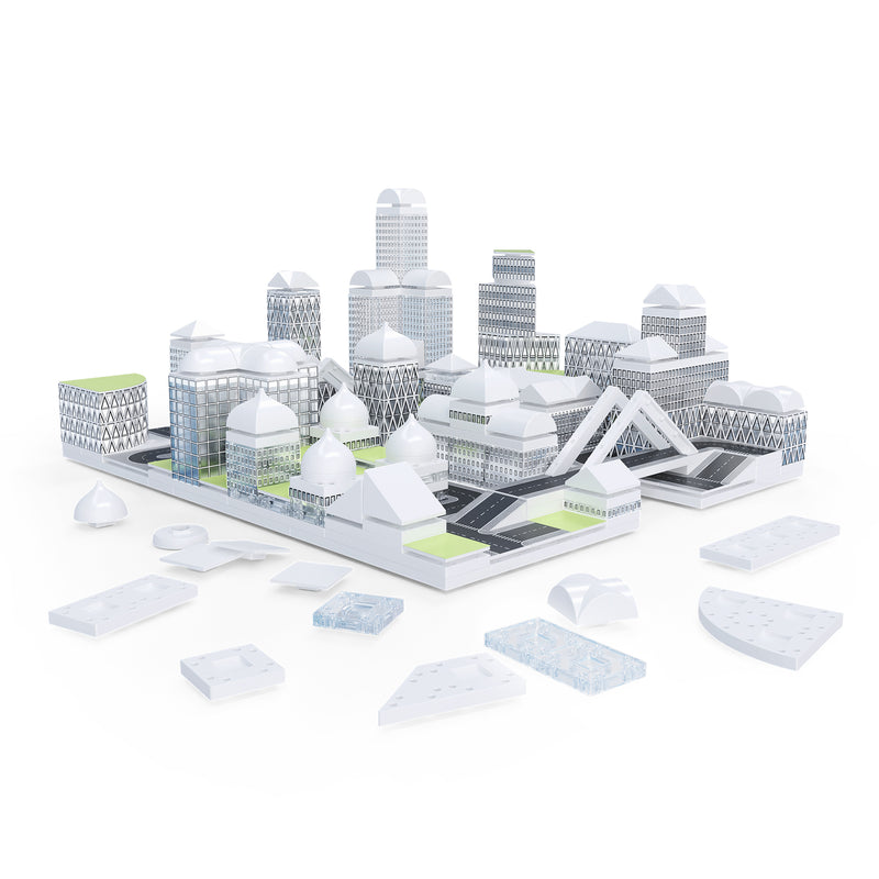 Masterplan Architectural Scale Model Building Kit