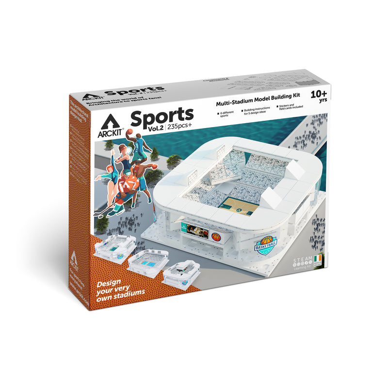 Arckit Sports Stadium Volume 2