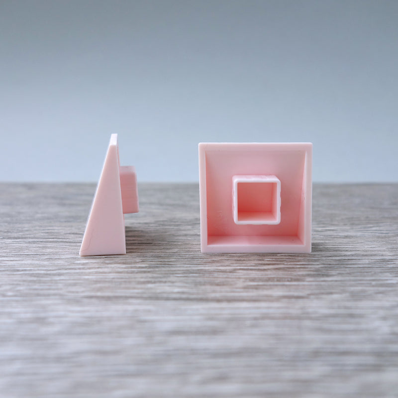 One-bye-One Pink Low Angled Tile 6.13