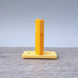 Two Pin Yellow Corner Column 11.01