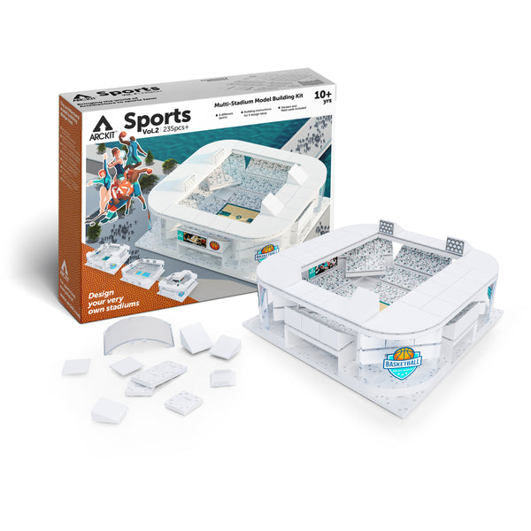 Stadium Scale Model building kit, Volume 2