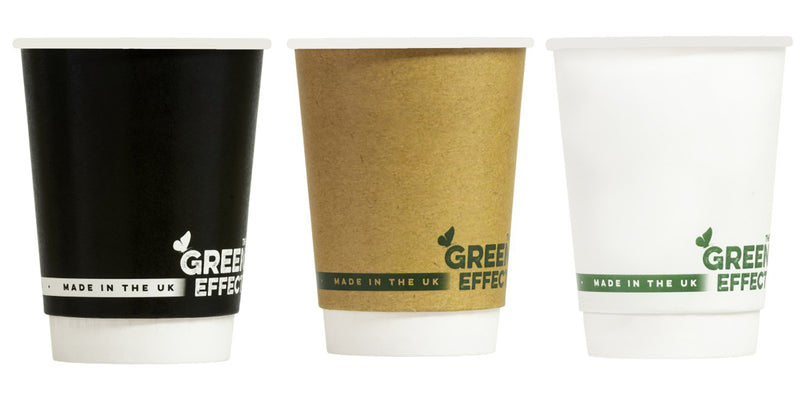 RECYCLABLE * PLASTIC FREE CUP