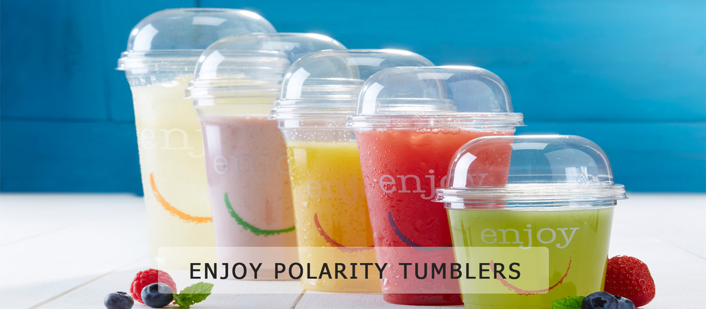 Enjoy Polarity Tumblers