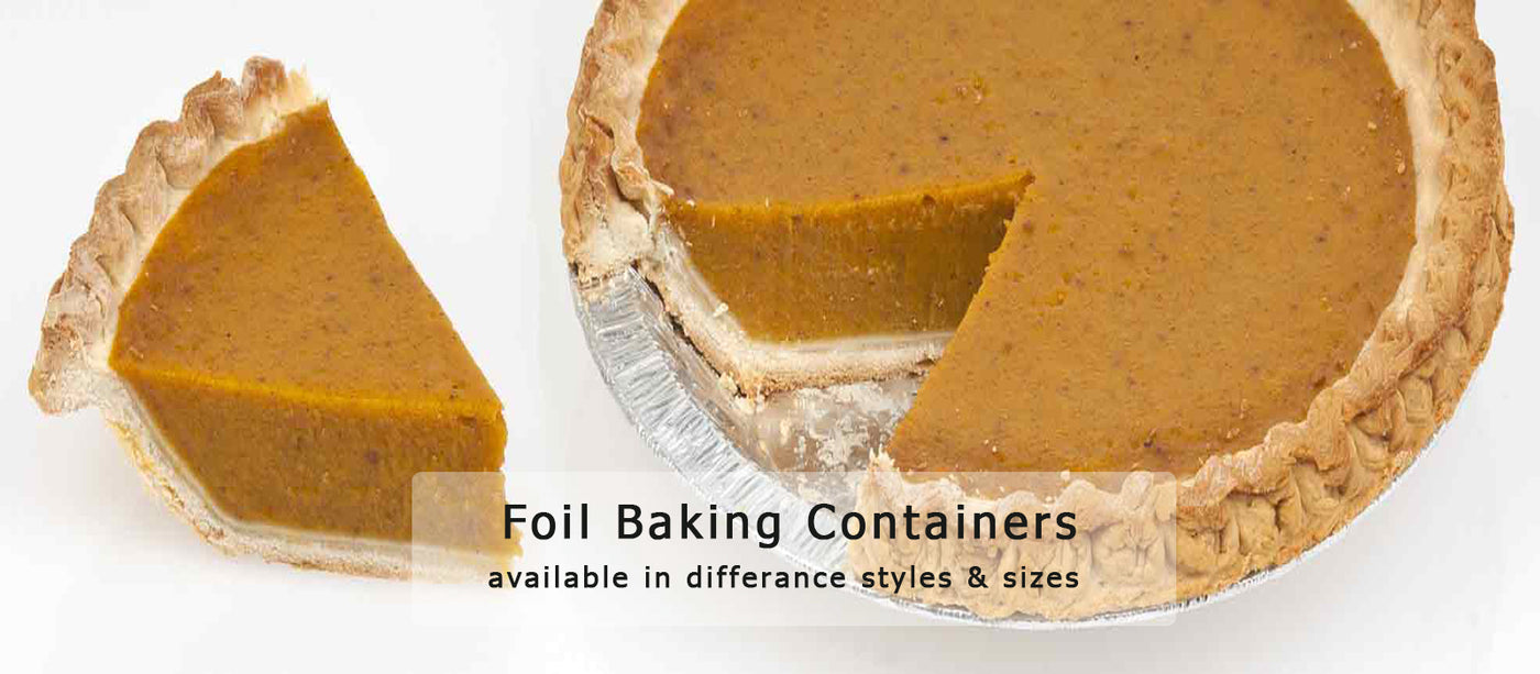 Foil Baking Container