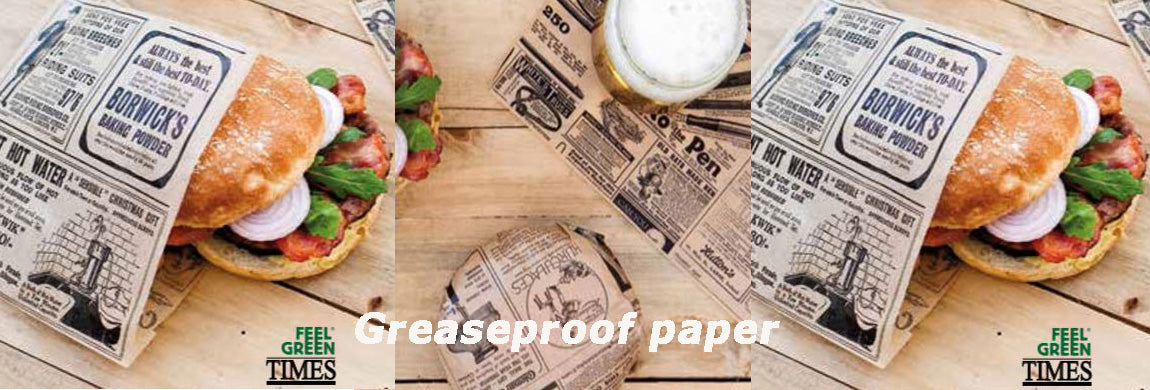 Food Paper Wrapping | GM Packaging