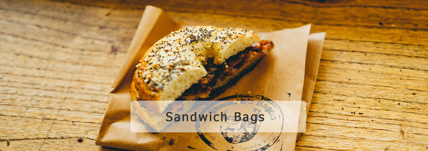 Sandwich Bags and Boards