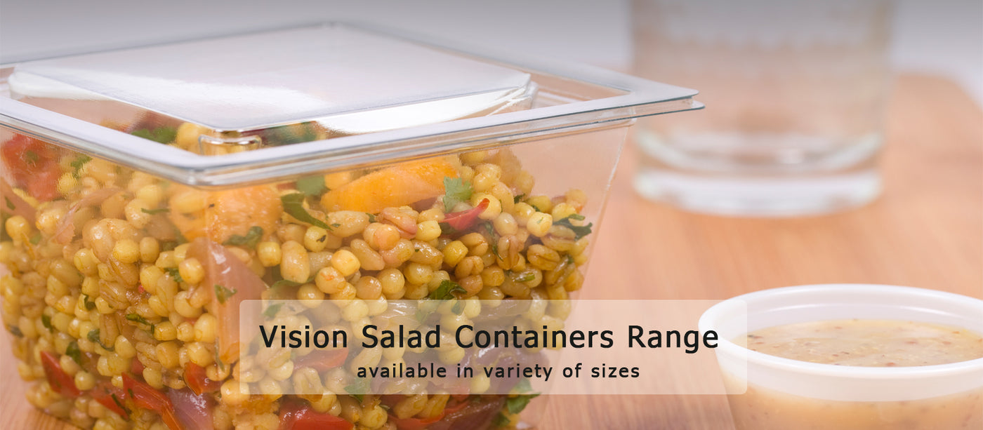 Vision Salad Containers