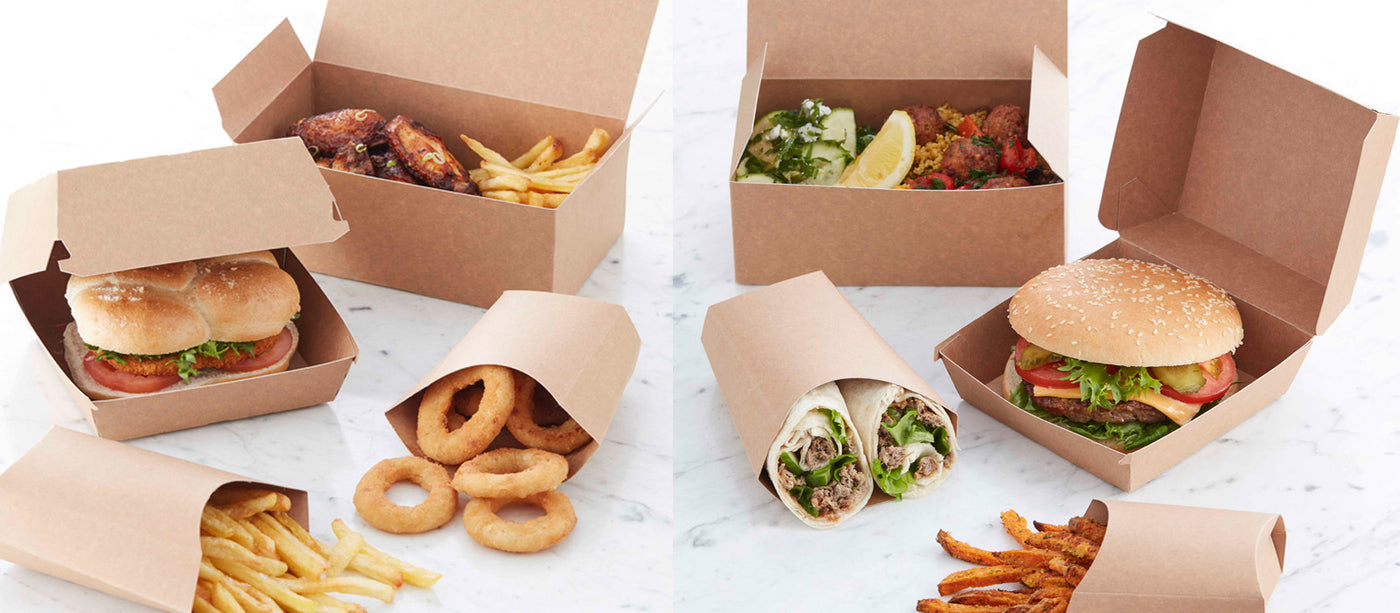Street Food Packaging