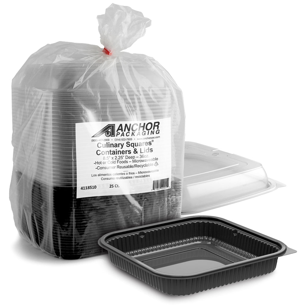1065ml Takeaway Containers - GM Packaging (UK) Ltd