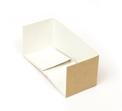 Kraft sofa sandwich tray - GM Packaging UK Ltd