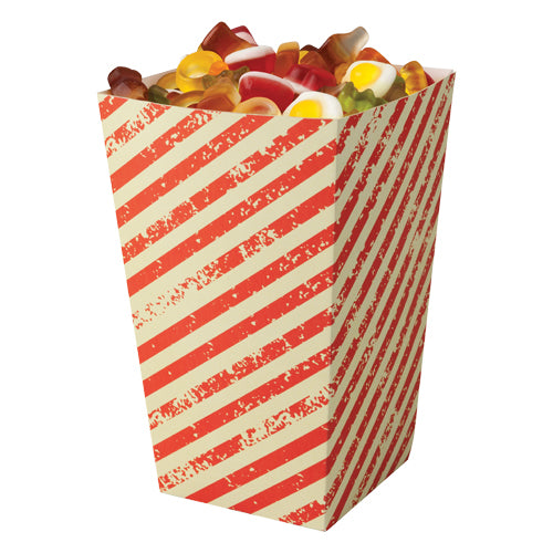 Large Paper Popcorn Boxes - GM Packaging (UK) Ltd