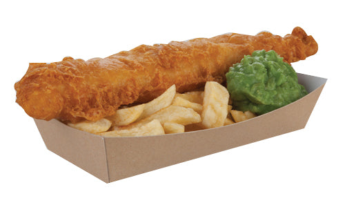 Kraft Food Tray - GM Packaging (UK) Ltd