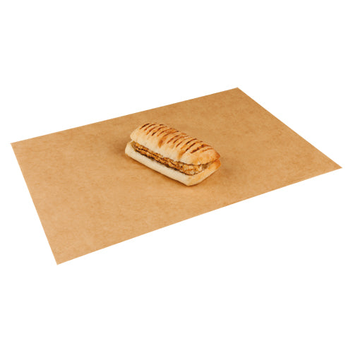 400x315mm Greaseproof Wrap Sheet - GM Packaging (UK) Ltd