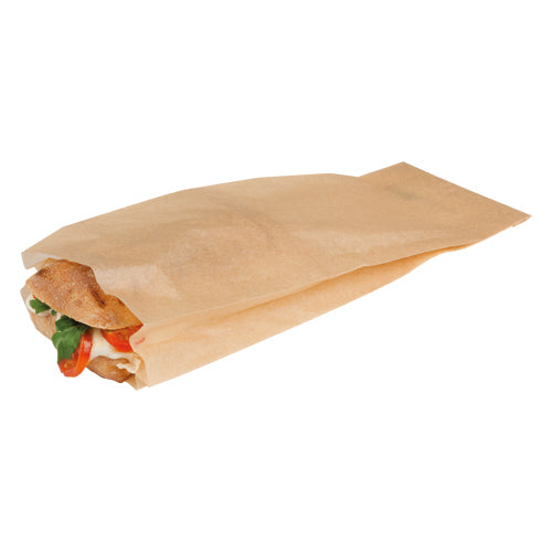 Kraft Paper Grill Sandwich Bag - GM Packaging (UK) Ltd